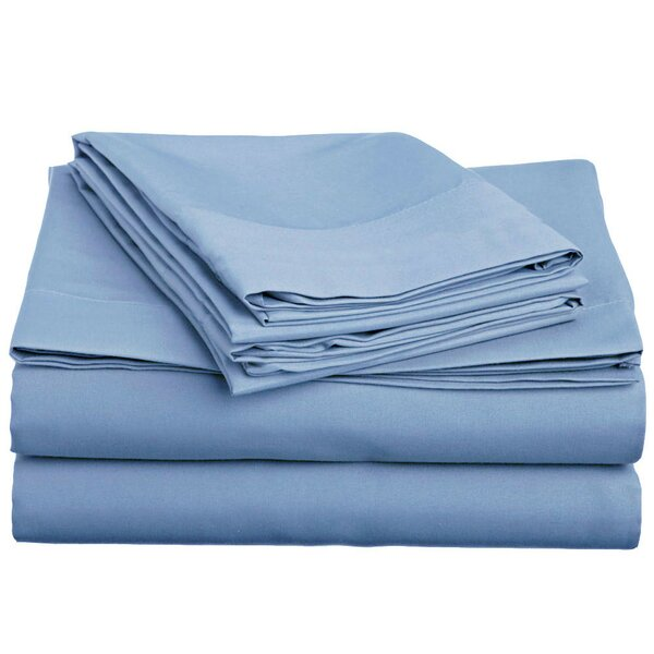 6 Piece Comfort Deep Pocket Sheet Set by Off To Bed