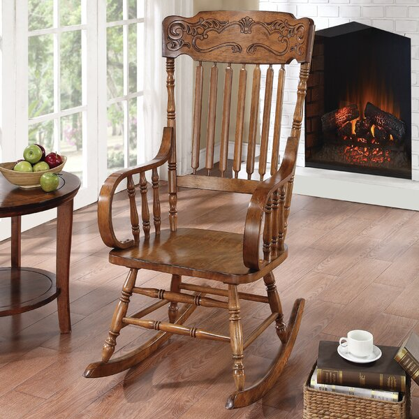 Dotson Rocker Chair By August Grove