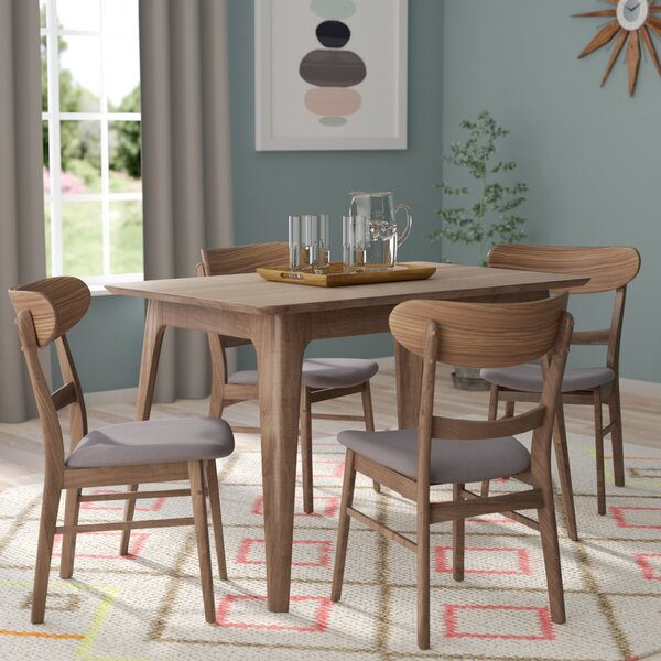 Yolanda 5 Piece Dining Set by Langley Street