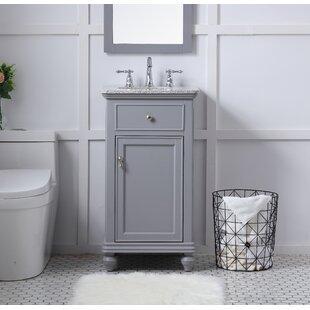 Inexpensive Daenerys 19 Single Bathroom Vanity Set ByCharlton Home
