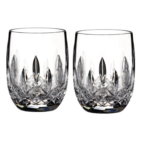 Lismore 7 oz. Crystal Cocktail Glass (Set of 2) by Waterford