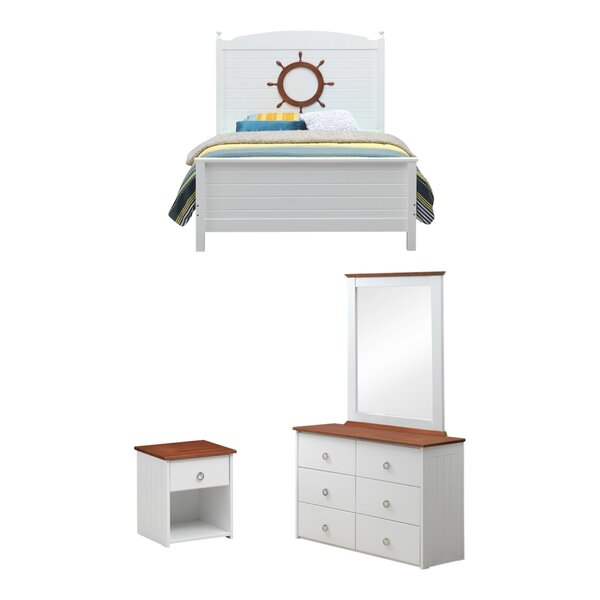 Farah Standard Configurable Bedroom Set by Breakwater Bay