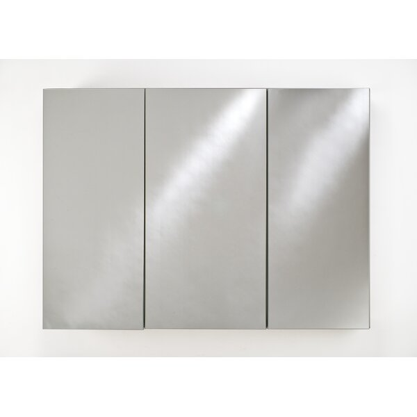 Broadway 48 x 36 Recessed Medicine Cabinet by Afina