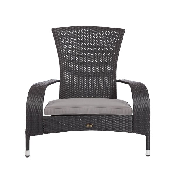 Coconino Wicker Adirondack Chair by PatioSense