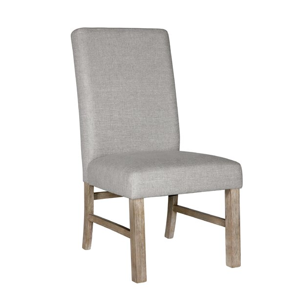 Kalista Upholstered Dining Chair (Set of 2) by Gracie Oaks