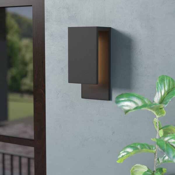 Hilton Outdoor Flush mount by Wade Logan