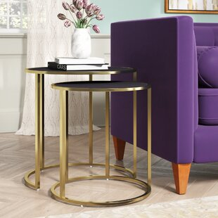 Flemingdon 2 Piece Nesting Tables