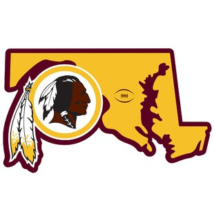 NFL Washington Redskins Home State Magnet cd4357052