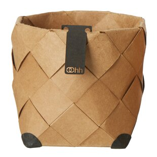 Price Check Recycled Paper Basket By BIDKhome