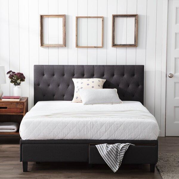Gabouray Anna Upholstered Storage Platform Bed by Latitude Run Latitude Run