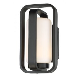 Howser 1 Light LED Outdoor Sconce By Wrought Studio Outdoor Lighting