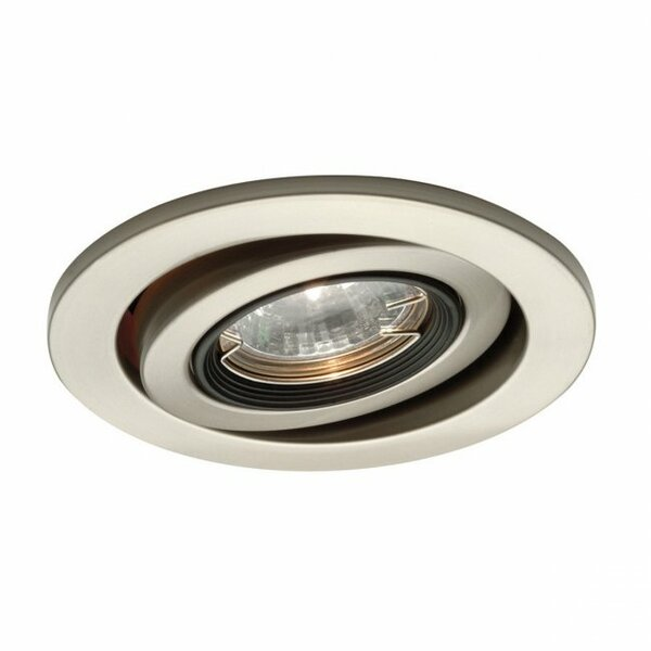 Low Voltage Gimbal Ring 4 Recessed Trim by WAC Lighting