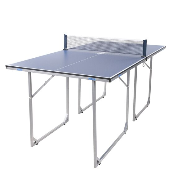 Midsize Folding Indoor Table Tennis Table by Joola USA