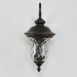 Affordable Sugar Pine 2-Light Outdoor Wall Lantern By Yosemite Home Decor