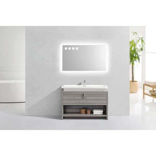 Politte 47 Single Bathroom Vanity Set by Orren Ellis