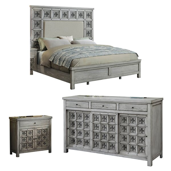 Balfour Falls Queen Configurable Bedroom Set by Bungalow Rose