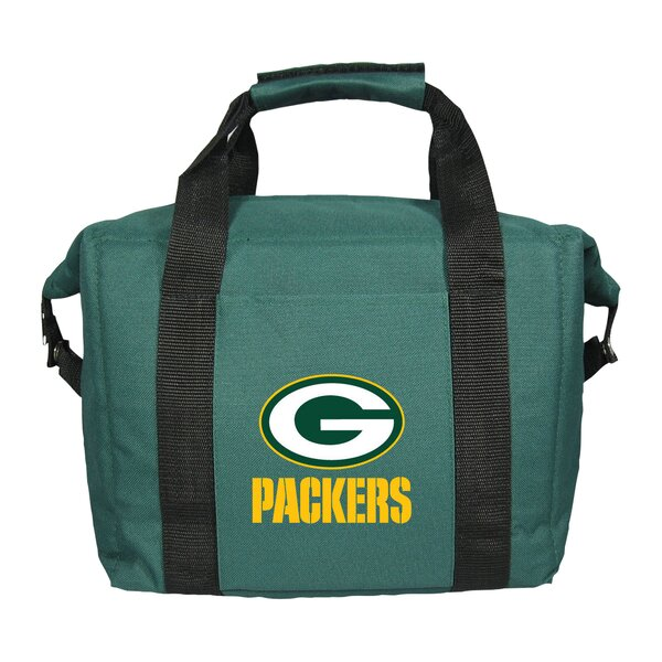 6 Can NFL Green Bay Packers Cooler by Kolder