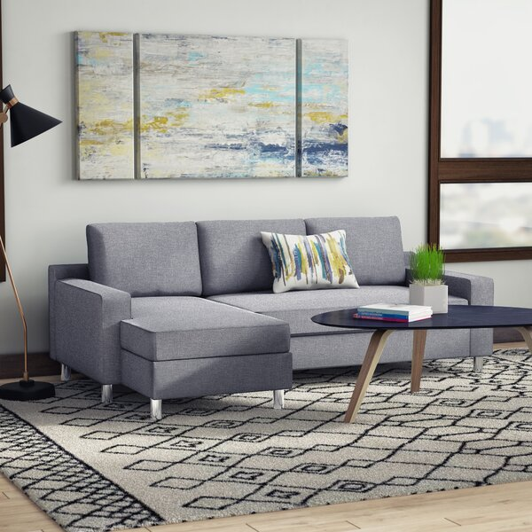 Falgoust Sectional by Wrought Studio