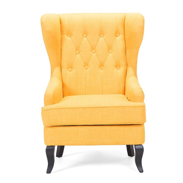 Molde Wingback Chair by Home Loft Concepts