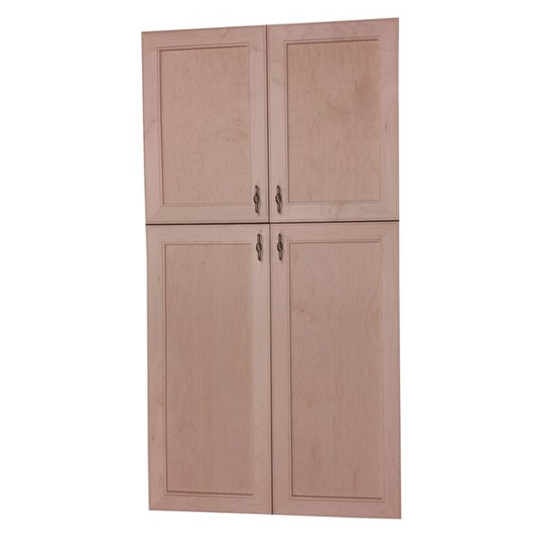 Village 55 Kitchen Pantry by WG Wood Products