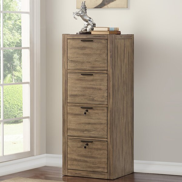 Elanah 4-Drawer Vertical Filing Cabinet