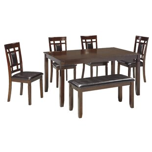 kouaoua 6 piece dining set 6 piece kitchen  u0026 dining room sets you u0027ll love   wayfair  rh   wayfair com