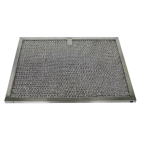 Aluminum Hood Vent Air Purifier Filter by Crucial