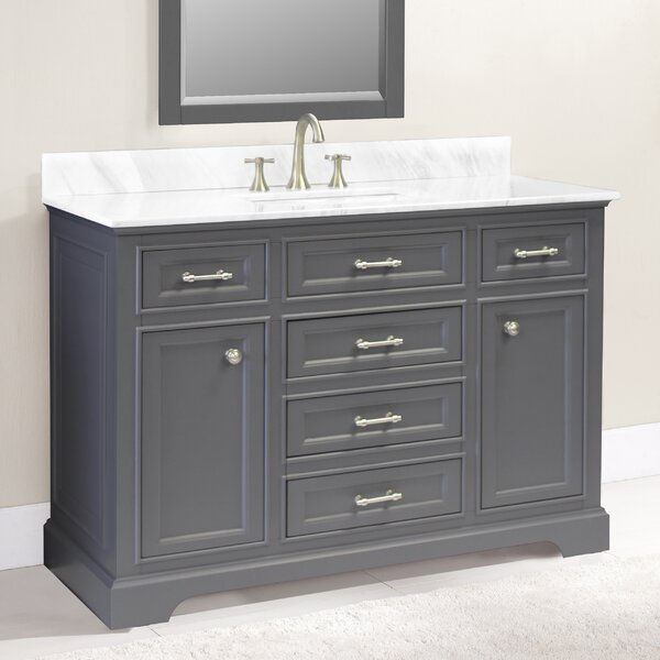 Seraphine 49 Single Vanity Set by Alcott Hill