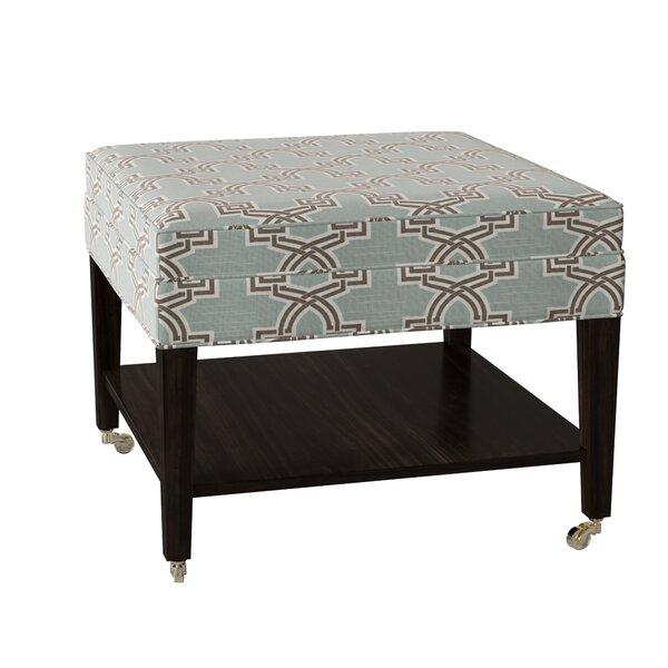 Newton Ottoman by Duralee Furniture
