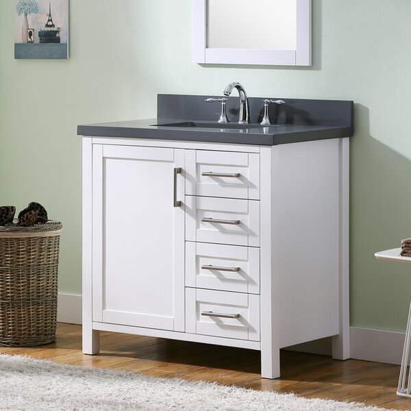 Hodgeman 36 Single Bathroom Vanity Set by Latitude Run