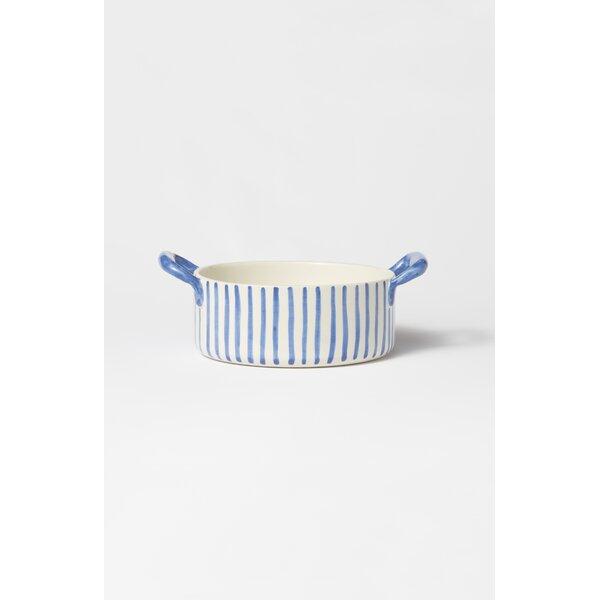 Modello Round Handled Baker by VIETRI