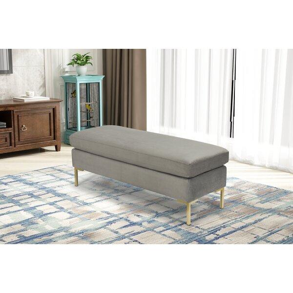Hovis Upholstered Bench by Mercer41