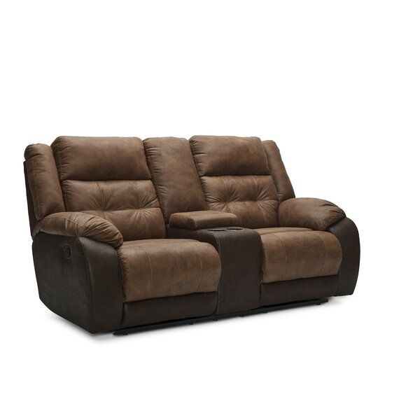 Shawnda Reclining Loveseat by Red Barrel Studio