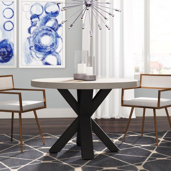 Kyra Dining Table by Brayden Studio