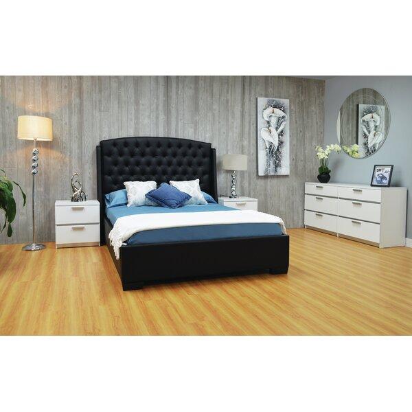 Mckeon Upholstered Platform Bed by Orren Ellis
