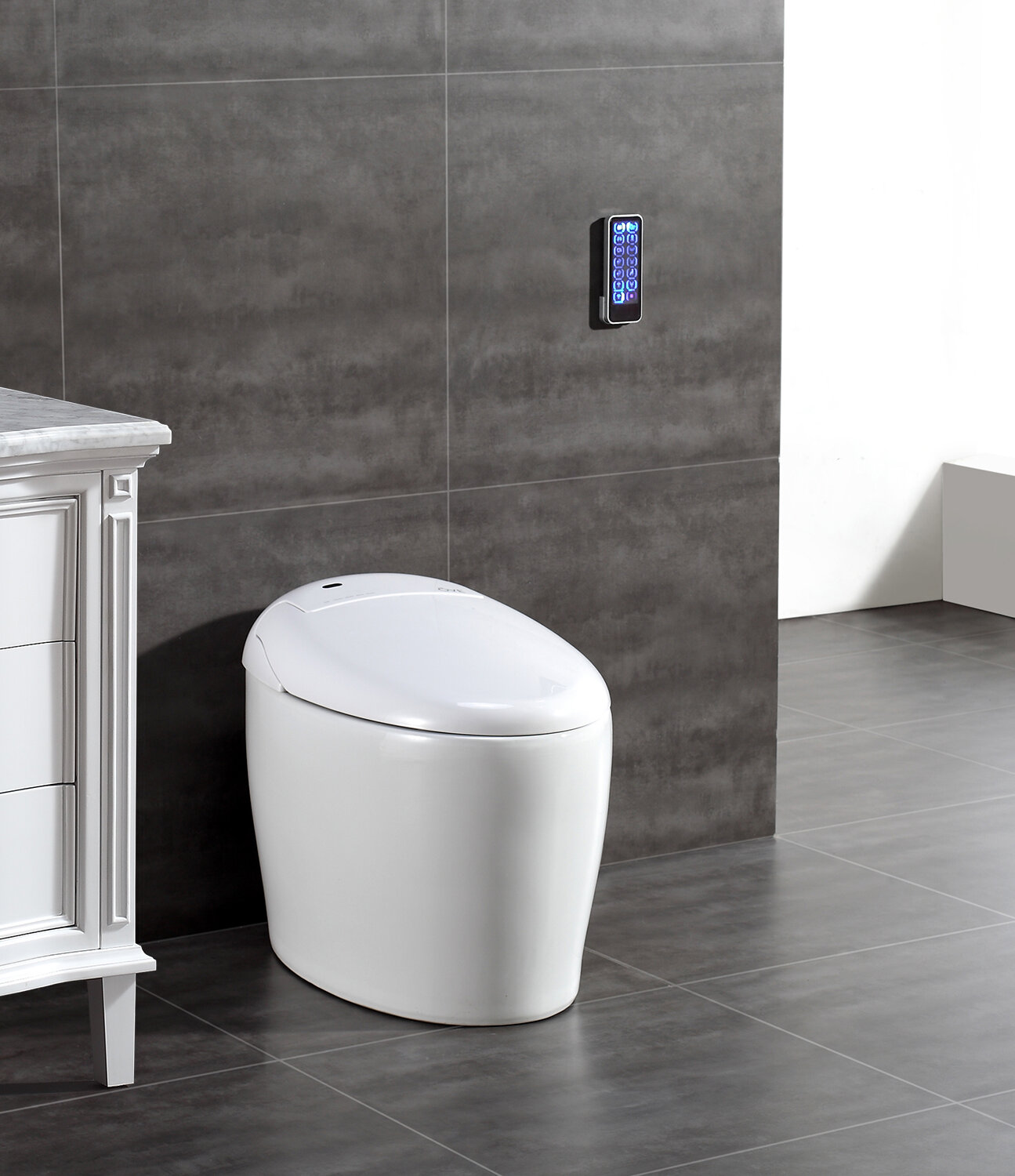 Ove Decors Tuva Smart Toilet 20\