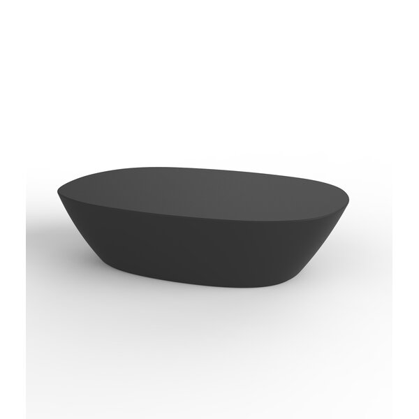 Sabina Plastic/Resin Coffee Table by Vondom