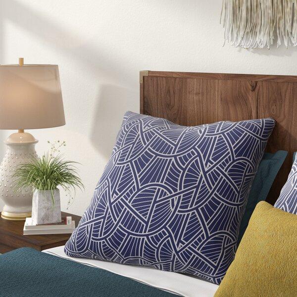 Corinne Cotton Indoor/Outdoor Euro Pillow