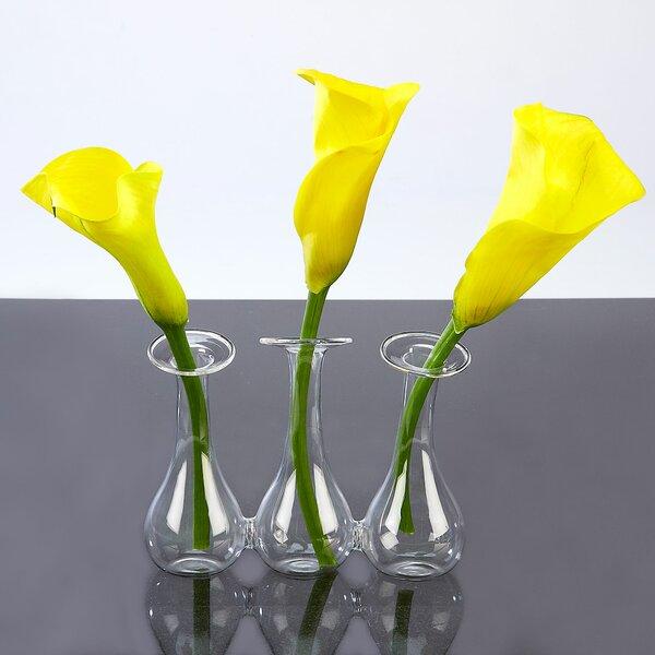 3 Piece Table Vase Set by IMPULSE!