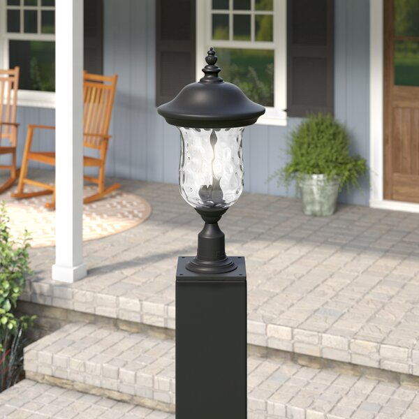 Cashwell Outdoor 3-Light Pier Mount Light by Darby Home Co