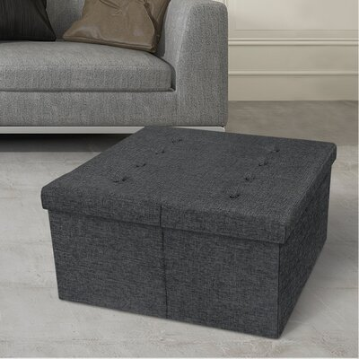 Gray Square Ottomans Amp Poufs You Ll Love In 2019 Wayfair