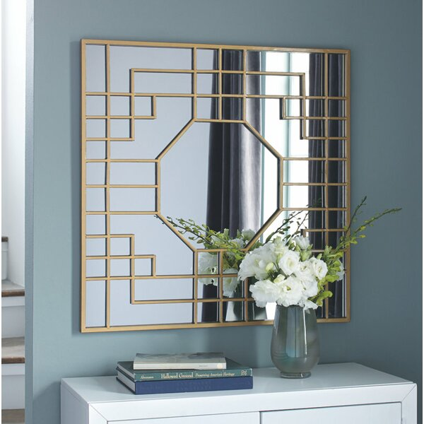 Berna Accent Mirror by Mercer41
