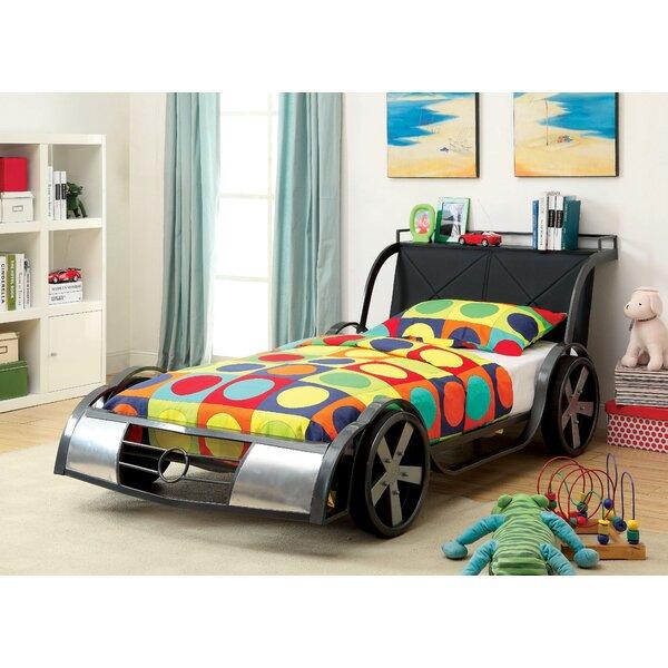 Sporty Racer Twin Car Bed by Hokku Designs