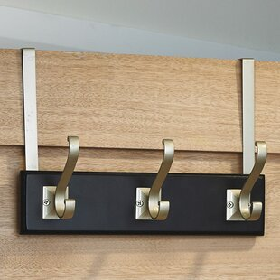 Superbe Contemporary Wall Mounted Coat Rack