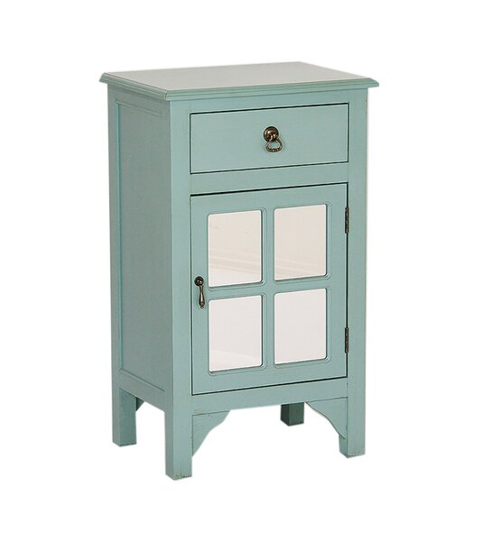Winburn 1 Door Accent Cabinet By Charlton Home