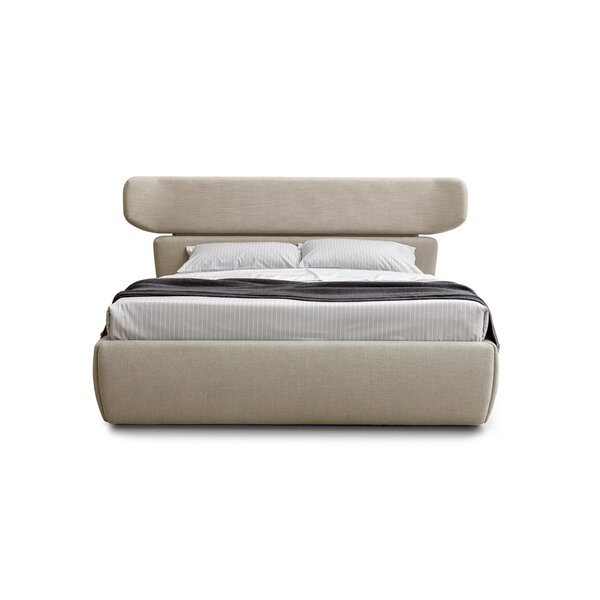Rialto Upholstered Platform Bed by Pianca USA