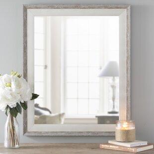 Lark Manor Shabby Elegance Wall Mirror