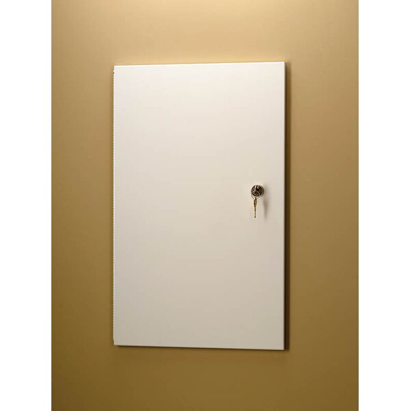 Standard 15.75 W x 26 H Recessed Cabinet by Jensen