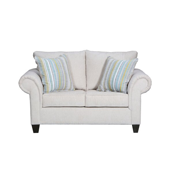 Discounts Cowan Loveseat by Highland Dunes by Highland Dunes