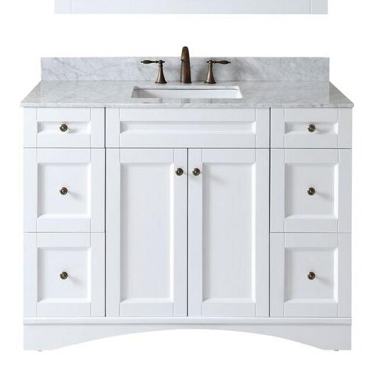 Signature Series 48 Single Bathroom Vanity Set by Belvedere Bath